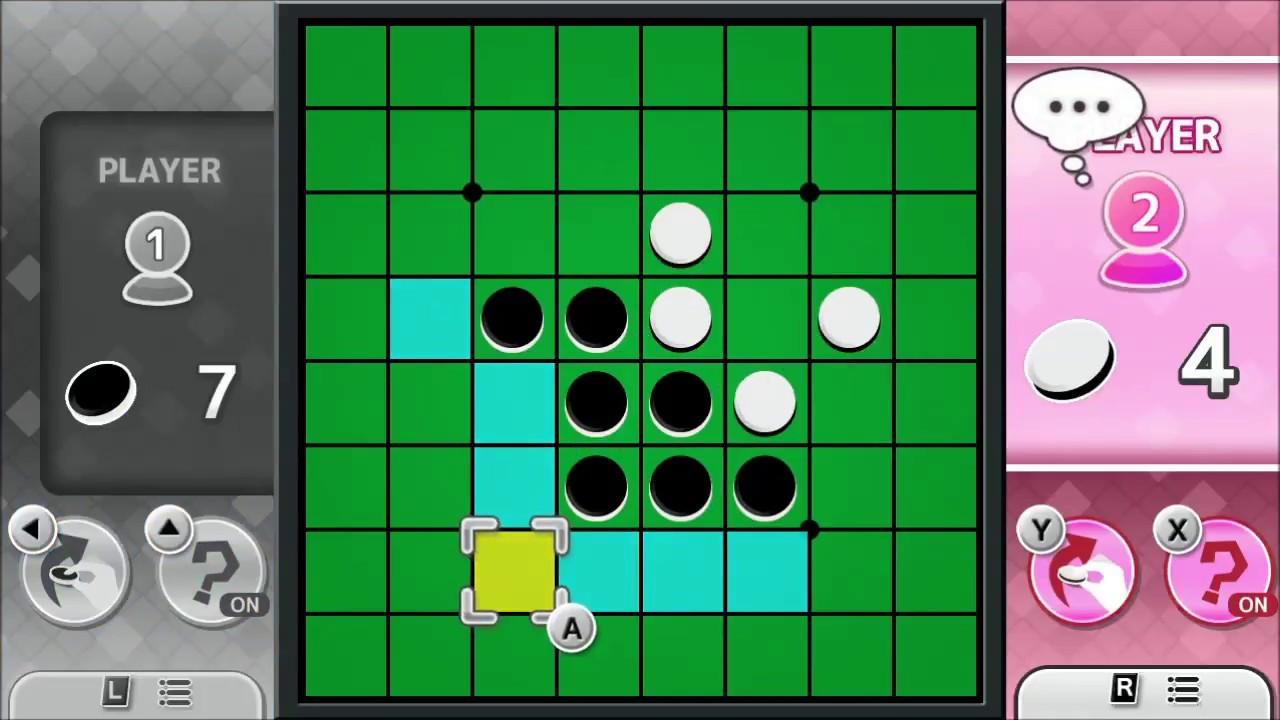 無料 オセロ ゲーム 1 人 プレイ 用 オセロ Othello® 無料ゲーム