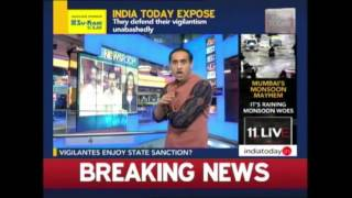 India Today Exclusive Selfproclaimed Cow Protectors Exposed