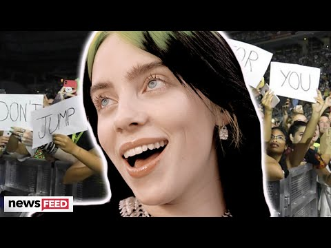 Billie Eilish Forgets Fans Are Not Real Friends!