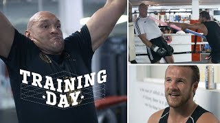 Training Day: Inside Tyson Fury and Ben Davison's camp
