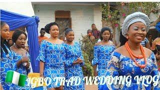NIGERIA VLOG 2019: SHE'S GETTING MARRIED!!! IMO STATE WEDDING- Odinaka Weds Ogechukwu