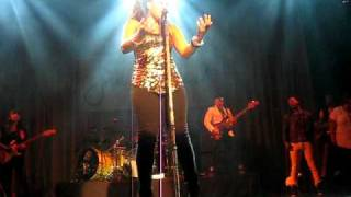 "Jordin Sparks ""Watch You Go"" LIVE 6/23/2010"