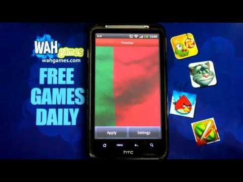 Video of Belarus flag Free lwp