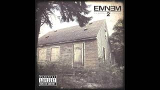 Eminem - Stronger Than I Was (Audio)