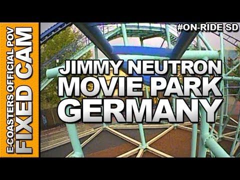Jimmy Neutron's Atomic Flyer