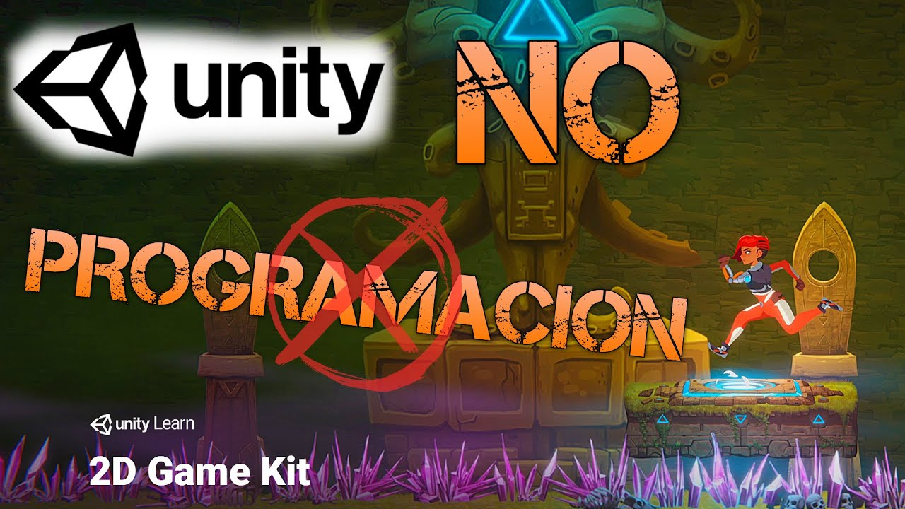 Crear Videojuego de Plataformas 2D Sin Programar/Unity Tutorial 2020/2D Game Kit