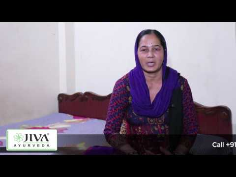 Mrs. Sunita Tanwar's Healing Story at Jiva Ayurveda-Treatment of Hairfall