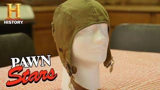 Pawn Stars: President Ronald Reagan WWII Pilot Cap (Season 16) | History