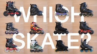 Which Skate Is Right For You?