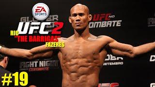 "EA SPORTS UFC 2 | #19 | Ronaldo ""JACARÉ"" Souza"