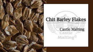 Château Chit Barley Malt Flakes - Malt Review