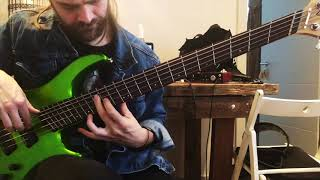 Devin Townsend Evermore   Bass Play Through