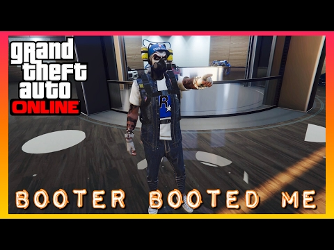 Angry BOOTER Interrupted My Top 10 Male Outfits | GTAV Gameplay (PS4 PRO)