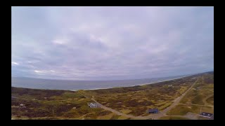 Blue sky FPV-- Some flying in the dunes