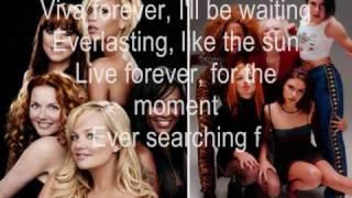 Spice Girls   Viva Forever (+ Lyrics)