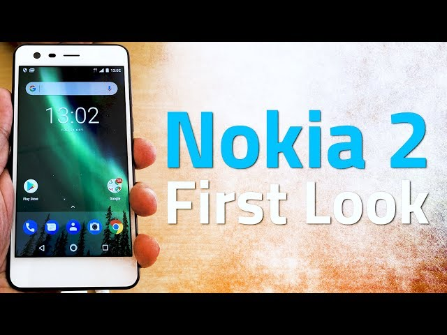 Nokia 2 Price In India Is Rs 6 999 Goes On Sale On Friday