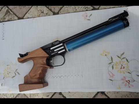 PARDINI K10 - Costruirsi l'impugnatura - Pistolengriff selber bauen