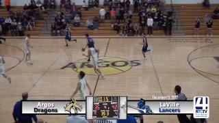 Argos Boys Basketball vs LaVille