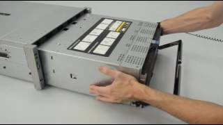 HP ProLiant DL580 Gen8 Server Processor memory drawer and memory cover