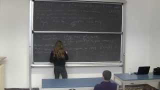 Seminari dei Baby Geometri 2014: Kirill Kuzmin - Il teorema del toro piatto