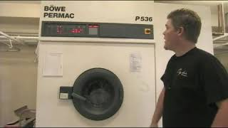 Dry Cleaning: The Dry Cleaning Machine