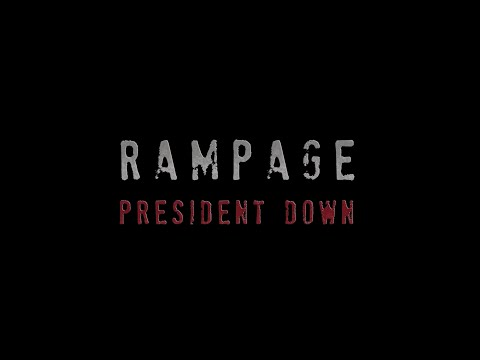 Rampage - President Down - Trailer Deutsch HD - Uwe Boll