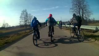 preview picture of video 'Rozpoczęcie wiosny / MTB Stunt BP / Bielska Inicjatywa Rowerowa'