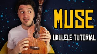 Muse  Plug In Baby   Ukulele Tutorial