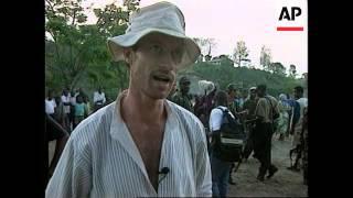 RWANDA: NEW FILM ABOUT RWANDAN GENOCIDE