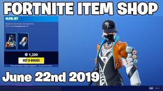*NEW* BIZ SKIN! - Item Shop June 22nd  (Fortnite Battle Royale Livestream)