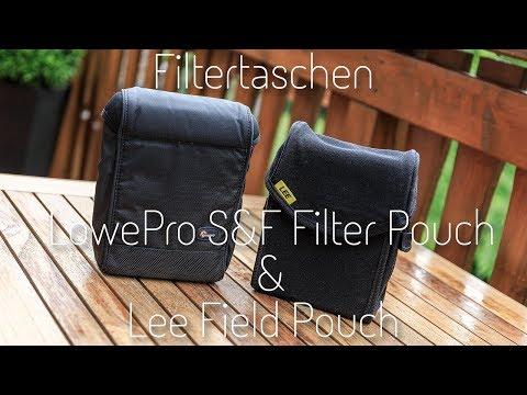 LowePro S&F Pouch & Lee Field Pouch im Vergleich
