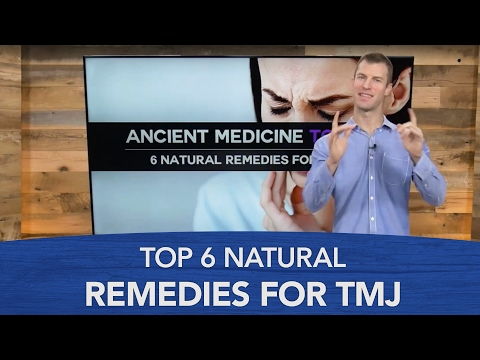Video Top 6 Natural Remedies for TMJ