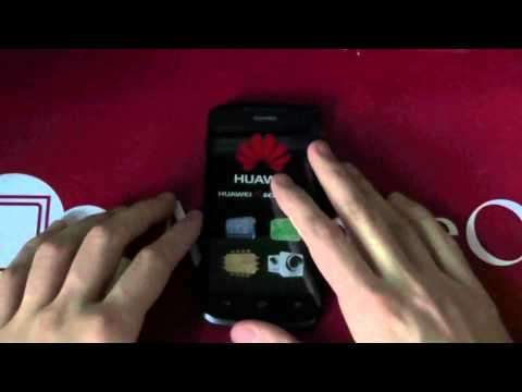 Unboxing Huawei Ascend Y520 - Dual Sim Android - MobileOS.it