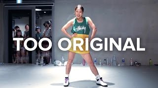 Too Original - Major Lazer ft. Elliphant, Jovi Rockwell / Jane Kim Choreography