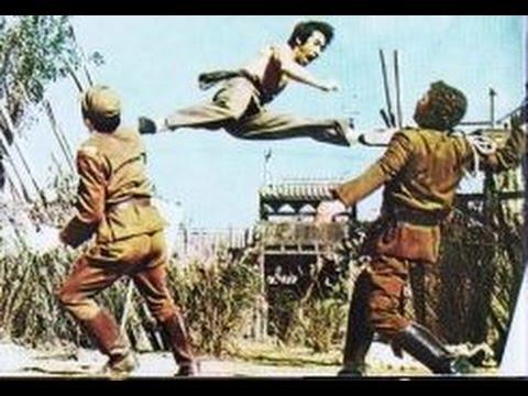 Смертельная Игра  (Брюс Ли, боевик каратэ 1979 год) видео