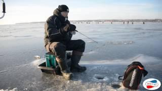 Черт на зимней рыбалке