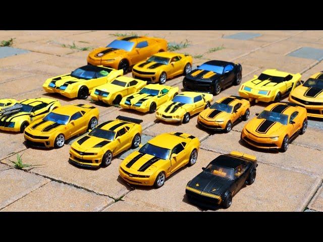 Transformers Bumblebee 17 Vehicle Transformation Optibotimus Reviews
