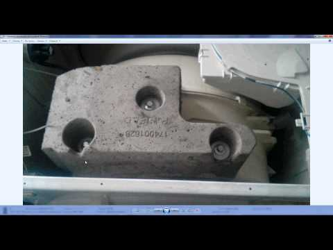 Ремонт стиральной машинки индезит (indesit) своими руками