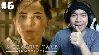 Amicia Dan Hugo Tertangkap - A Plague Tale: Innocence - Part 6