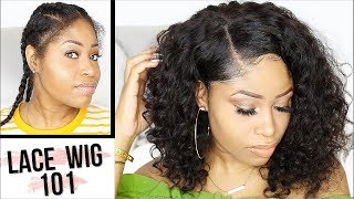 "<center><p>How to Apply a Lace Wig</p></center>"" />             </div>   </div>   <div class="