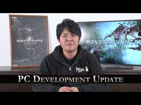Monster Hunter: World – PC Development Update thumbnail