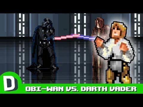Obi-Wan vs. Darth Vader: Nejtrapnější souboj všech dob