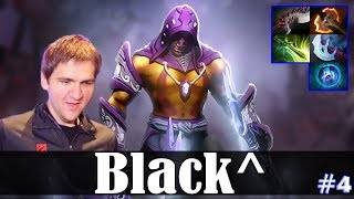 Black^ - Anti-Mage Safelane | Dota 2 Pro MMR Gameplay #4