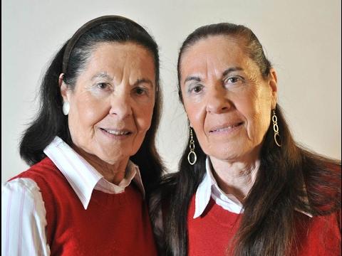 Iudit Barnea y Lia Huber (Tchengar)