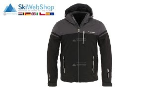 Dare2b, Graded, ski jacket, men, black/ebony grey