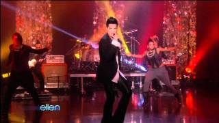 "The Ellen DeGeneres Show: Adam Lambert - ""If I Had You"" (May 19th, 2010)"