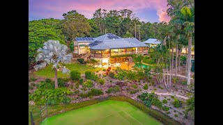 MAJESTIC QUEENSLANDER ON 8.79 ACRES