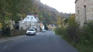 preview picture of video 'Dorfhain - Tharadt - 11.10.2008 - Germany - Lancia Delta HPE'