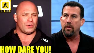 Matt Serra goes after John McCarthy for saying Aljamain Sterling made a Business Decision at UFC 259