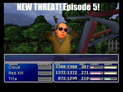 FF7 New Threat Mod [v1 2] Episode 7: Time to Tackle The